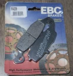 Pastilha de freio ER6n Versys 650