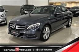 Mercedes Benz C180 Exclusive 1.6 Cgi Turbo Aut 7G-Tronic Total Procedência C 180