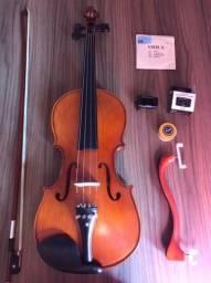 Viola Clássica Eagle VA180 + brindes