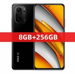 "Xiaomi Poco F3 5G 8/256 GB Preto Amoled 6,67"" 120 Hz Versão Global"