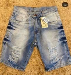 Bermuda jeans RESERVA