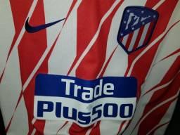 Camisa De time Atlético de Madrid edição 2017 original