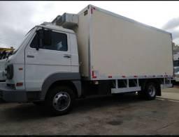 Caminhão baù (ENTRADA+BOLETO)