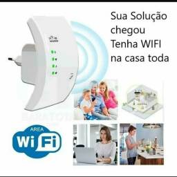 Roteador Repetidor Wireless-n Sinal Wifi Repeater 300mbps