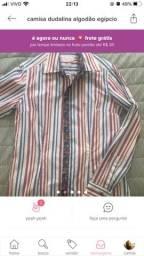 Camisa Dudalina Algodão egípcio