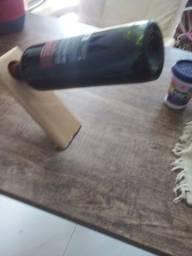 Suporte magico madeira
