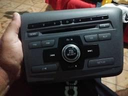Cd player Honda civic top