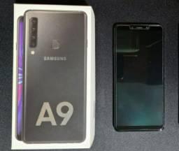 Vendo  Samsung A9 top da Samsung  6ram e 128Gb