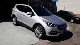 Hyundai Santa Fé 3.3 V6 2018 Top Linha 07 Lugares Impecável