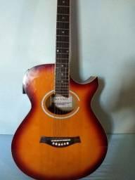 Vendo ou troco violão Michael