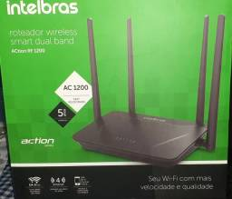 Roteador wireless smart dual band