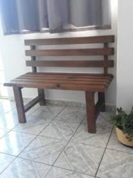 banco lindo madeira
