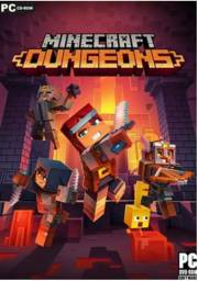 Minecraft dungeons 2020 PC midia fisica dvd
