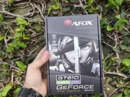 Placa de video 2gb GT 610
