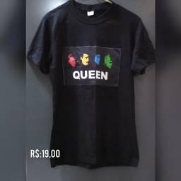 Camisa Queen