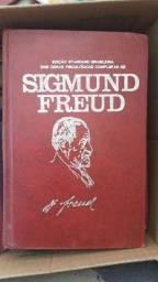 COLEÇÃO DE SIGMUND FREUD (edição standard brasileira)