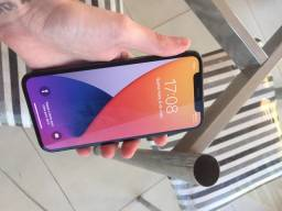 IPhone X 64GB na caixa