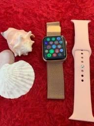 Smart Watch W26+ Pro + Pulseira Extra em 5x sem juros