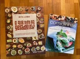 O que tem na geladeira (Rita Lobo) + Comidinhas de rua