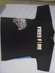 Camisa Free Fire