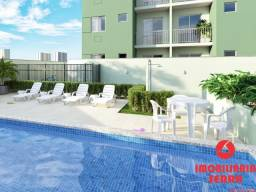 SGJ [K156] Villa do Mestre - Apartamento 2Q e varanda na Serra