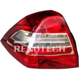 Lanterna traseira esquerda - Megane II (Sedan) acima de 09...