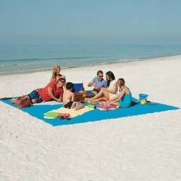Tapete Mágico Para Praia E Camping Sand Free Mat 200 X 200