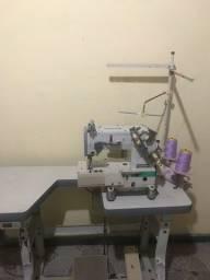 Máquina costura picueta