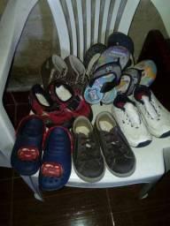 Calçados infantil TROCO