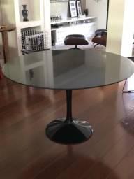 Mesa de jantar Saarinen 120, redonda. Apenas R$900,00