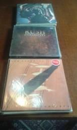 LPs (3) Rock Vinil Importados- Led Zeppelin Rush Rolling Stones