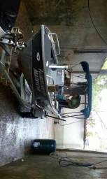 Barco levefort 50hp hidro - 2018