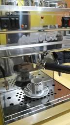Cafeteira nemox top pro s.novo