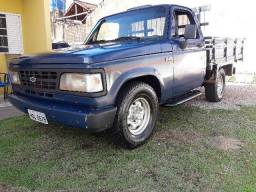 Gm - Chevrolet D-20 Diesel 2011 Deluxe - 1985
