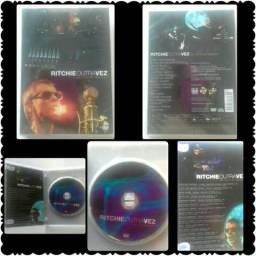 Relíquia DVD Ritchie