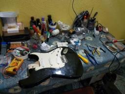 Serviços de Luthieria Profissionais