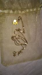Cordão de ouro ( feminino)
