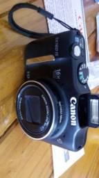 Camera Canon profissional venda ou troca