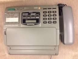 Telefone/fax/secretária eletrônica