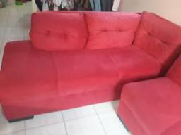 Vendo sofá de canto chease