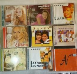 Cds musicais Originais