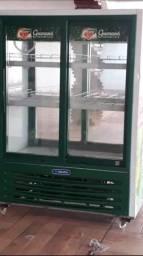 Freezer expositor 4 portas