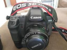 Kit Câmera Canon 5dmark2 full frame