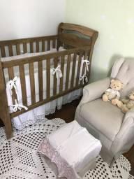Kit Quarto Bebê Menina