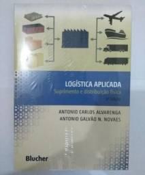 Logística Aplicada - Suprimento e distribuição física 3º Edição (novo)