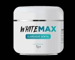 Whitemax clareador dental 100%natural
