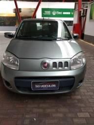 Fiat Uno Vivace 1.0 2015/2015 - Só Veiculos - (86) 3305-8646 / 98187-8000 - 2015