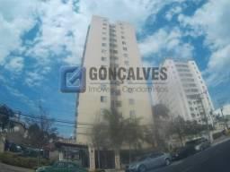 Apartamento à venda com 2 dormitórios em Taboao, Sao bernardo do campo cod:1030-1-128258