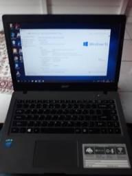 """Notebook Acer """"Parcelo no Cartão"""""""