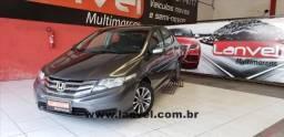 HONDA CITY 2012/2013 1.5 LX 16V FLEX 4P AUTOMÁTICO - 2013